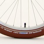 Diamond Frame Dreamer bicycle comes with Schwalbe balloon tires