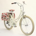 Dreamer Step Through - Beautiful Bike value package with Basil panniers