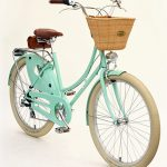 Dreamer Step Through bike is also available as the Bike with Basket value package
