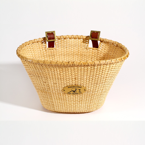 Nantucket Lightship Adult Oval Basket -0