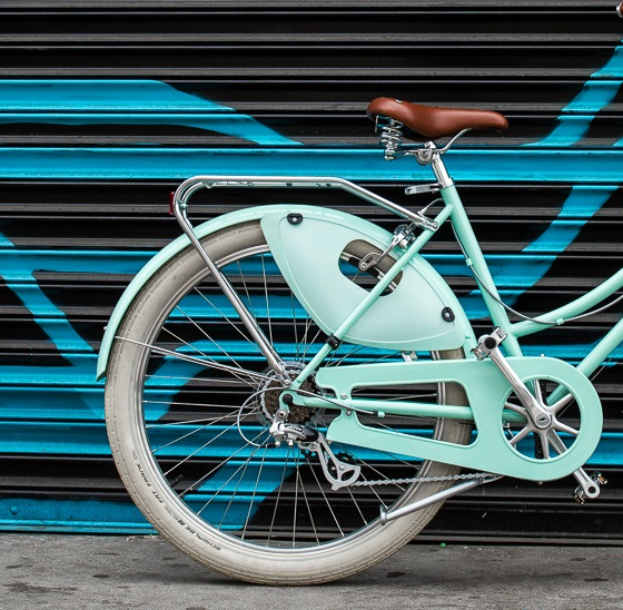 dutch bike seafoam coar guard