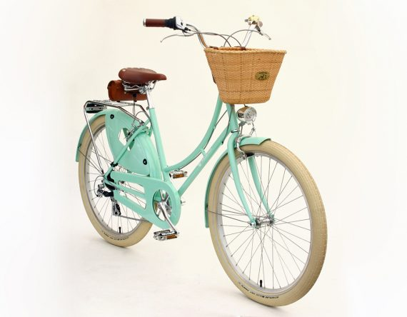 Bike with Basket (a value combo)