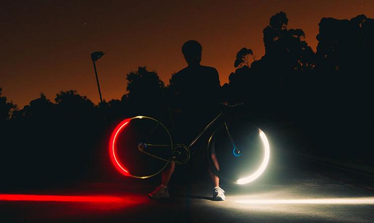 Revolight bike lights