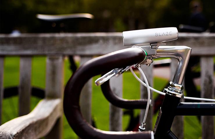 blaze lazerlight on bike