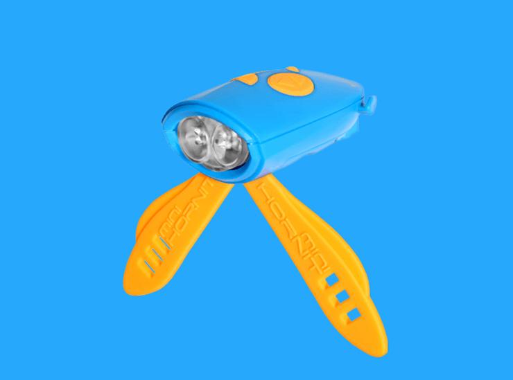 mini hornet bike light