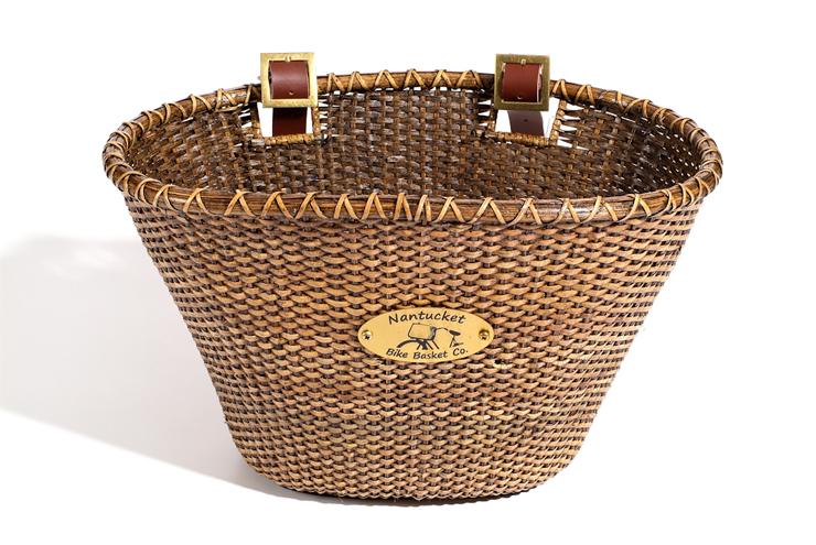 nantucket basket bike accessories