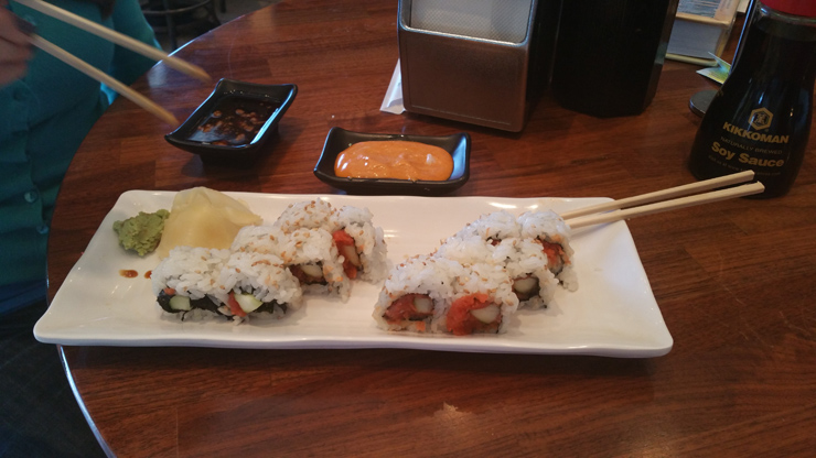 sushi stop santa monica