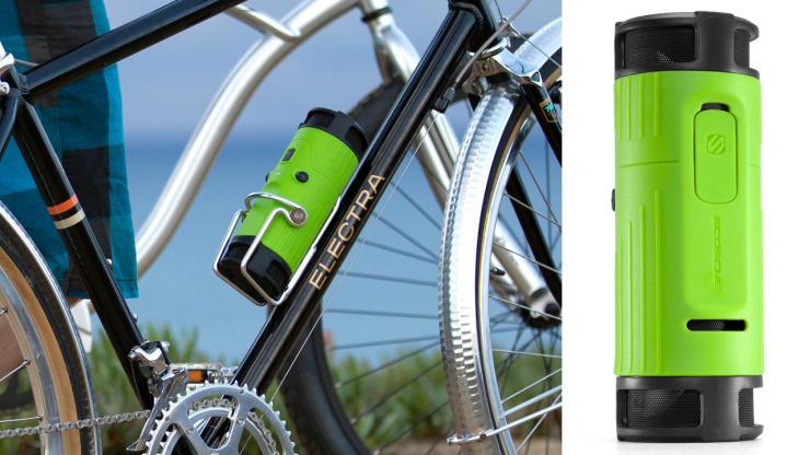 bool bike accessories boom bottle