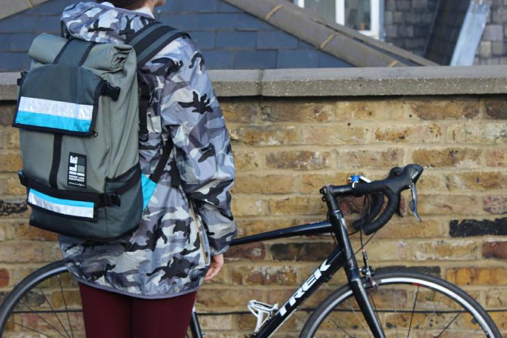 cool bike accessories commuter bag