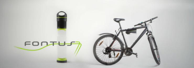 cool bike accessories water bottle