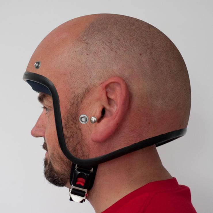 Igor Mitin Helmet cool bike accessories