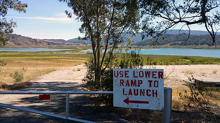 Lake-Casitas-Boat-Ramp