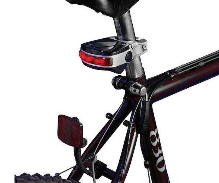 cool bike accessories smartphone alerting bike alarm