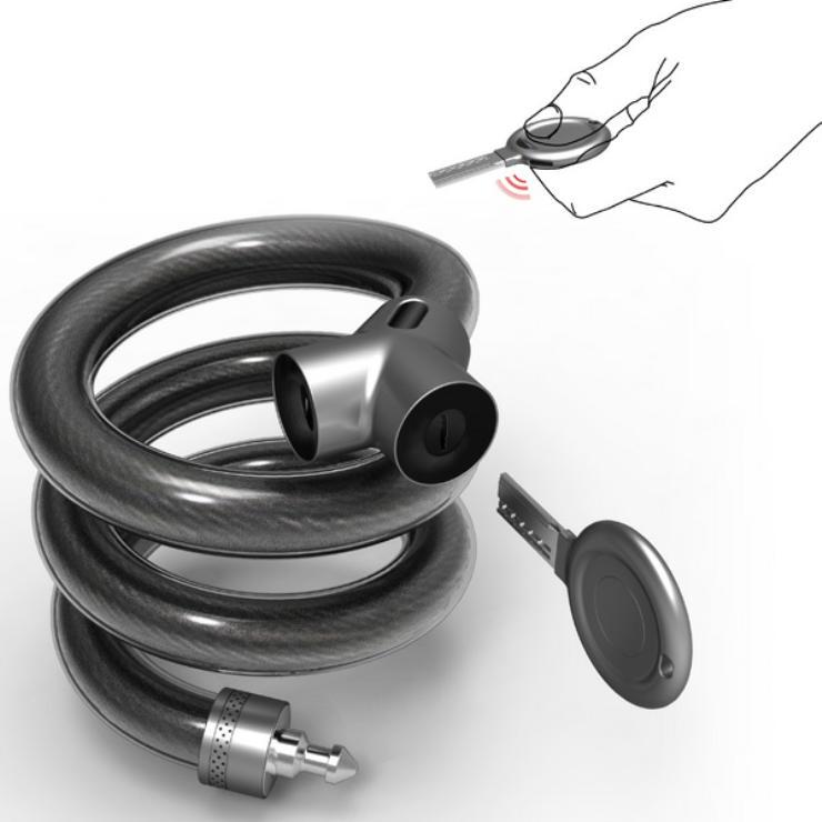 cool bike accessories bike lock