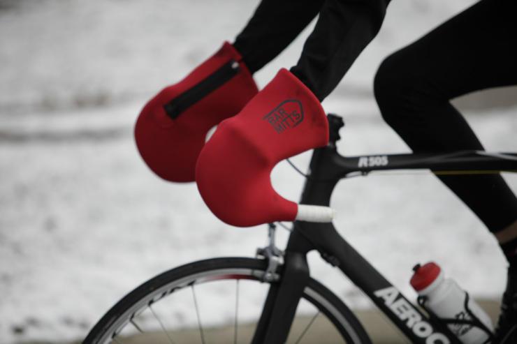 cool bike accessories hand warmers