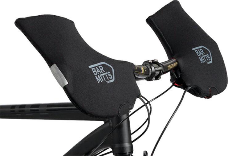 cool bike accessories bar mitts