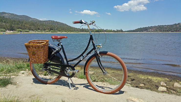 big bear lake peace dreamer bike