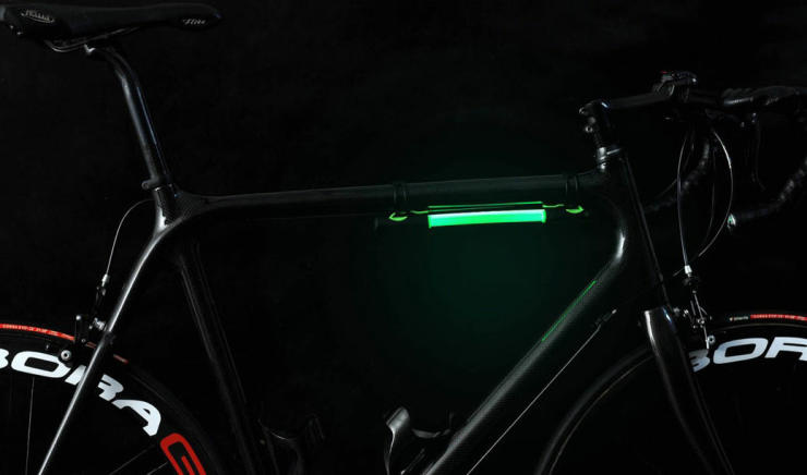cool bike accessories side light