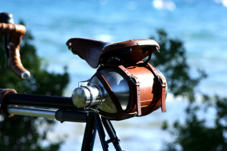cool bike accessories growler holder