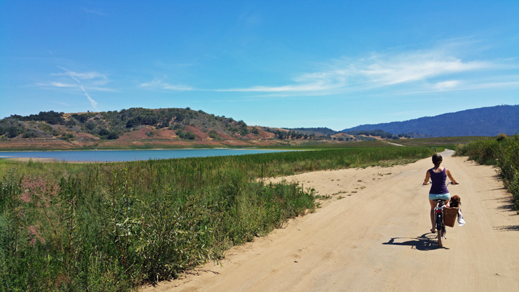 lake casitas ojai trail