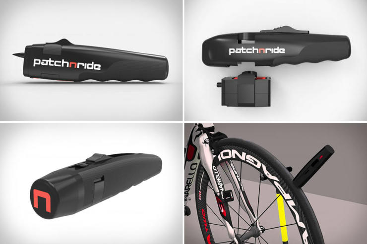 cool bike accessories patch n ride