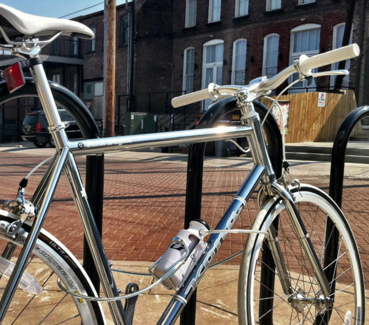 cool bike accessories water bottle bike lock