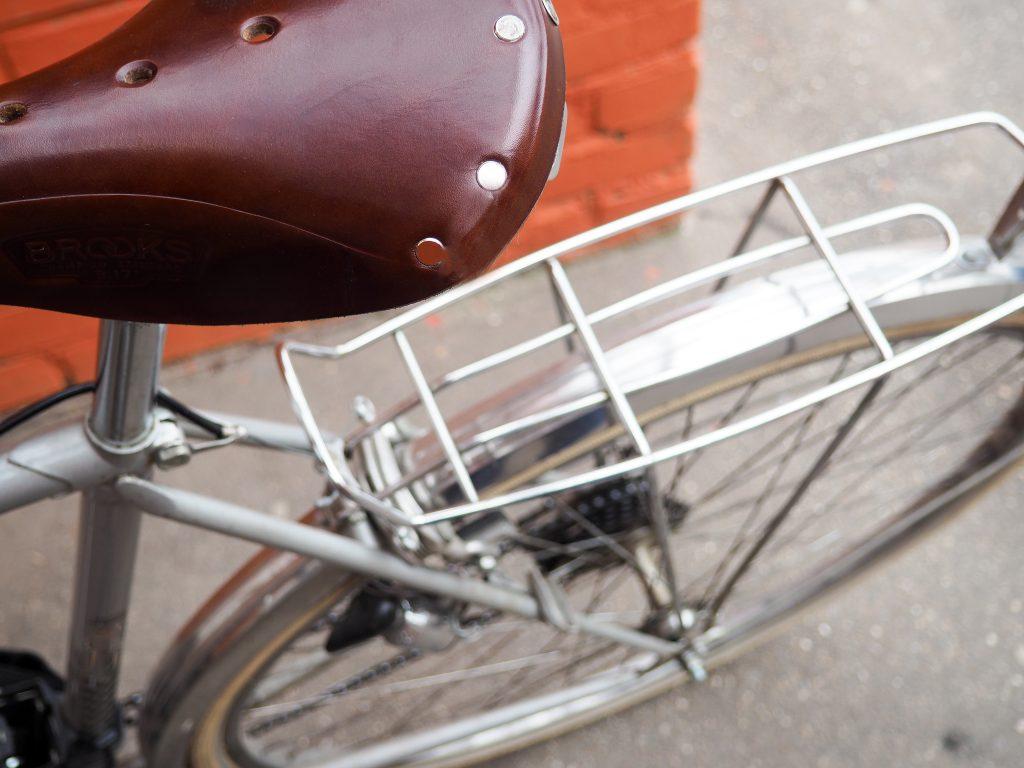 fixie cargo rack