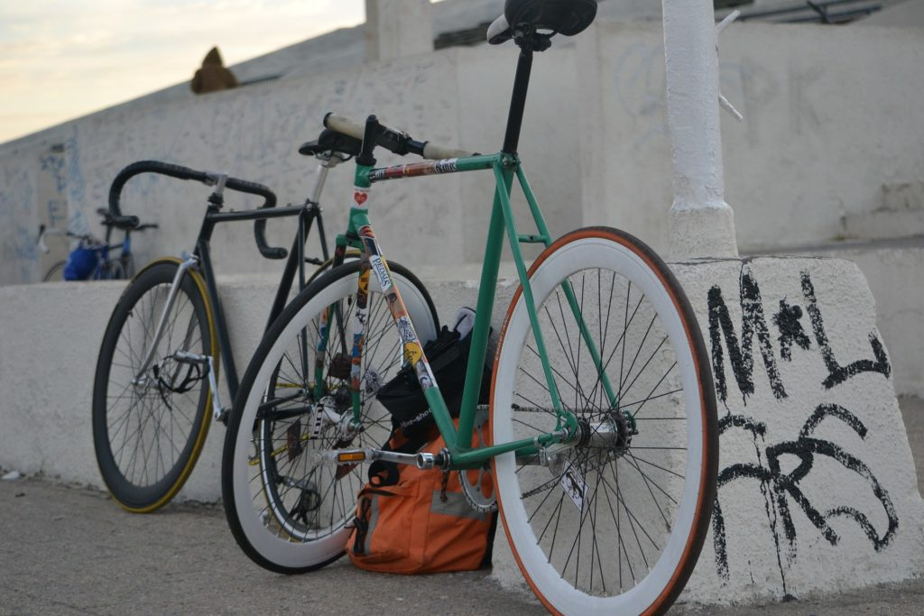 fixie bikes for messenger