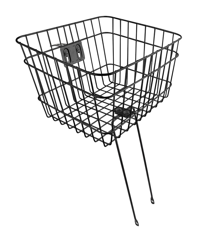 sunlite large metal cruiser basket