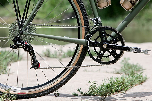 bike gears front and back