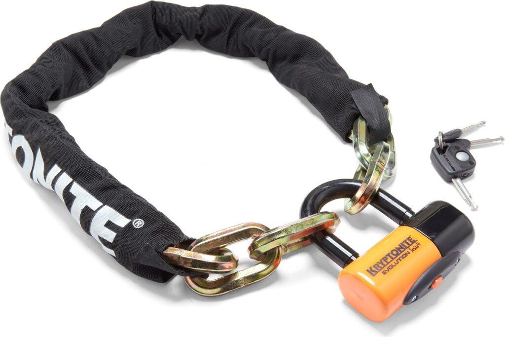kryptonite bike chain lock cruiser accessory