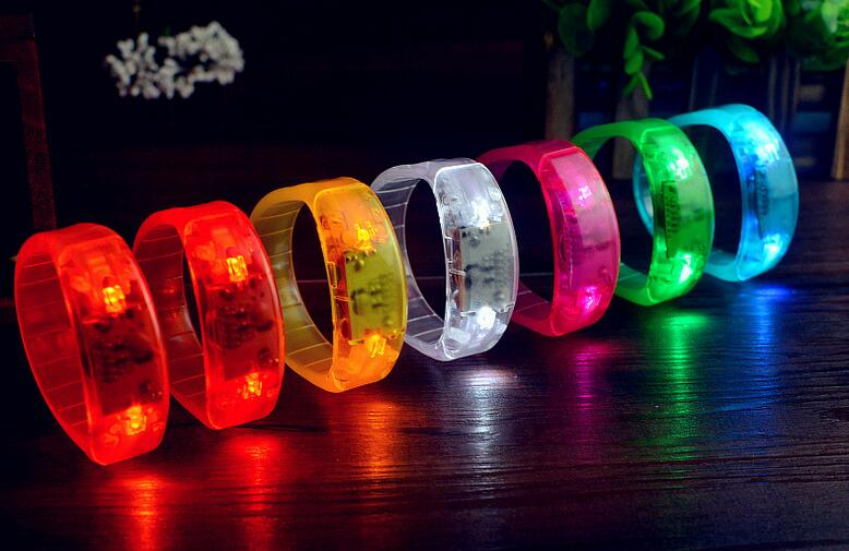 led wristband biking