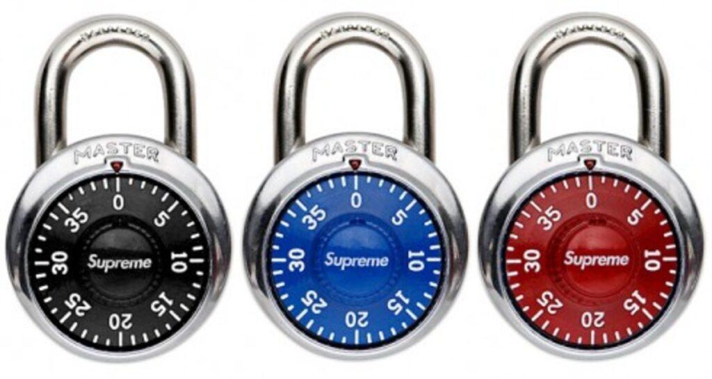 master lock combination lock colors