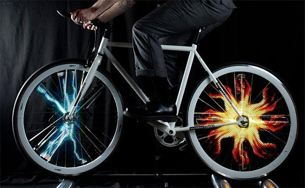 monkey light wheel lights