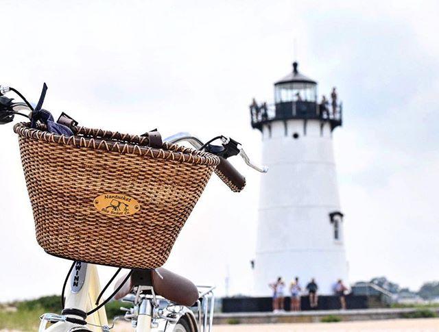 nantucket wicker cruiser bike basket accessory