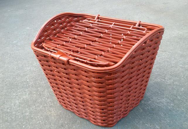 plastic bike basket accessory