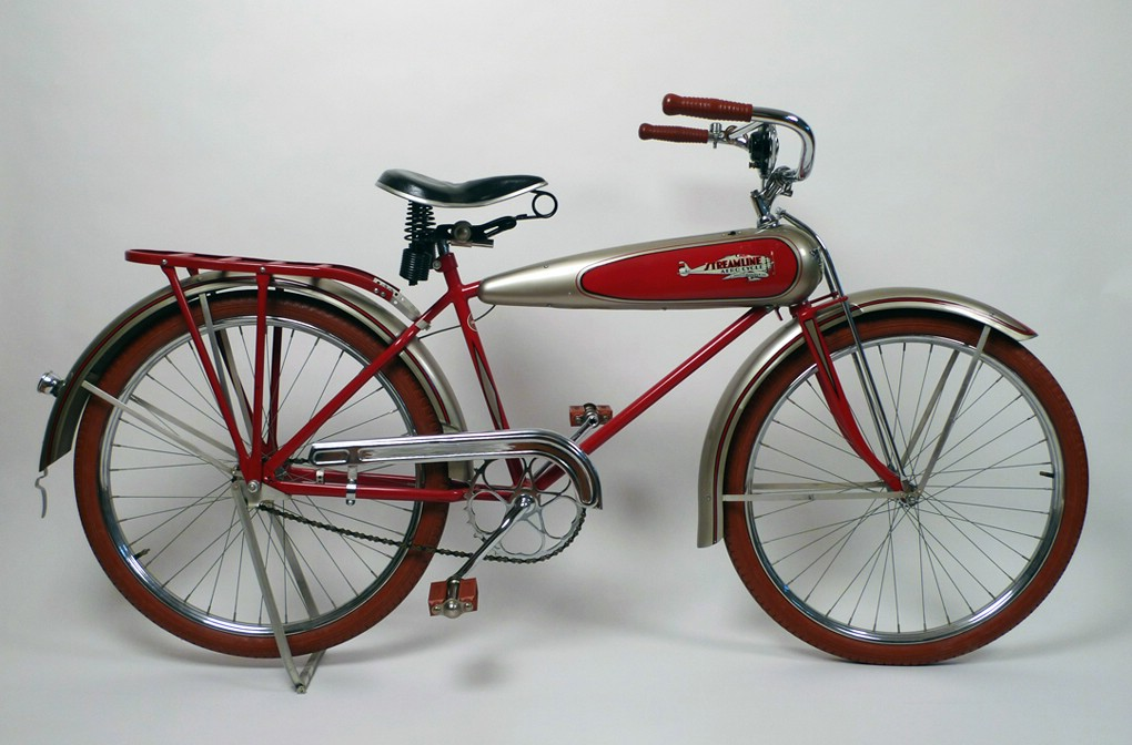 Cruiser bike with coaster brakes