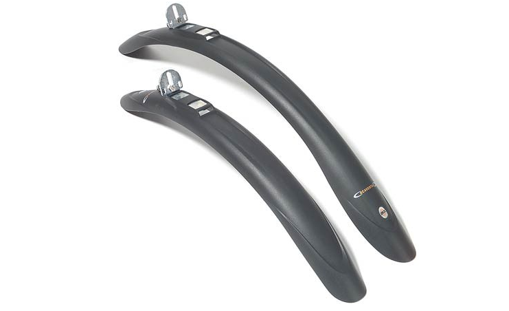 sks black front and rear fenders