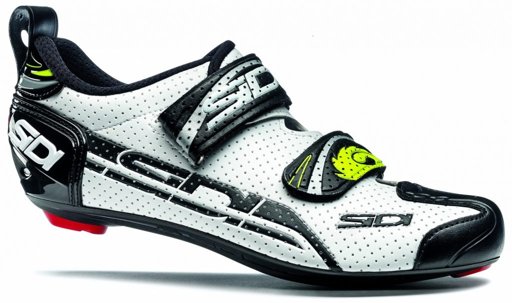 trisport road bike shoe