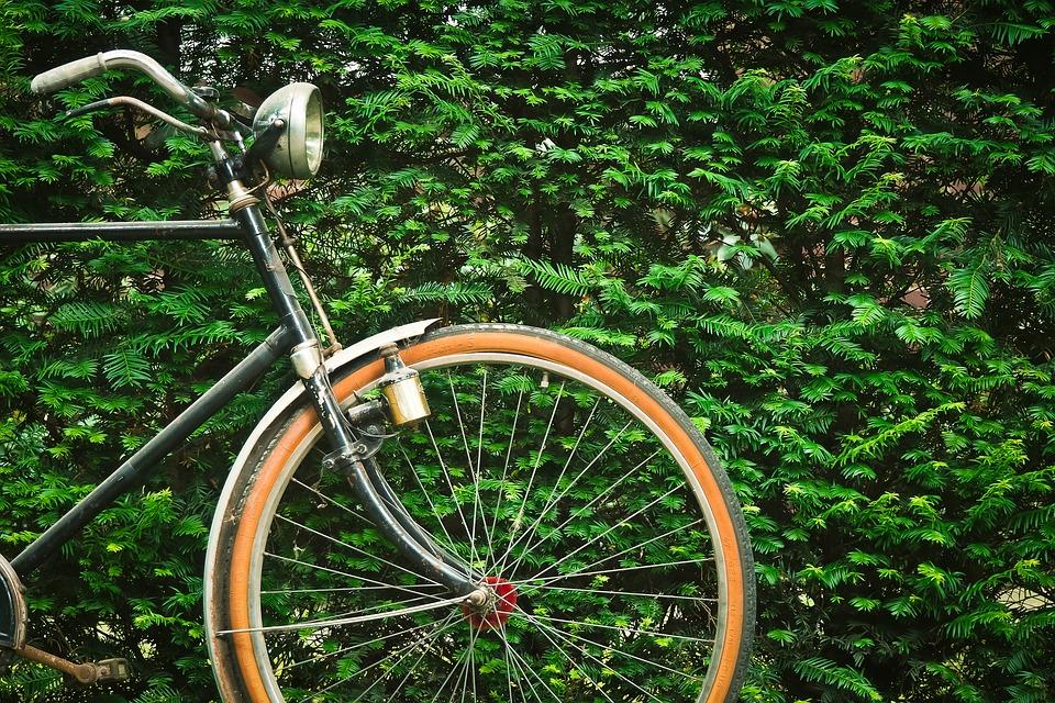 lightweight cruiser bike vintage