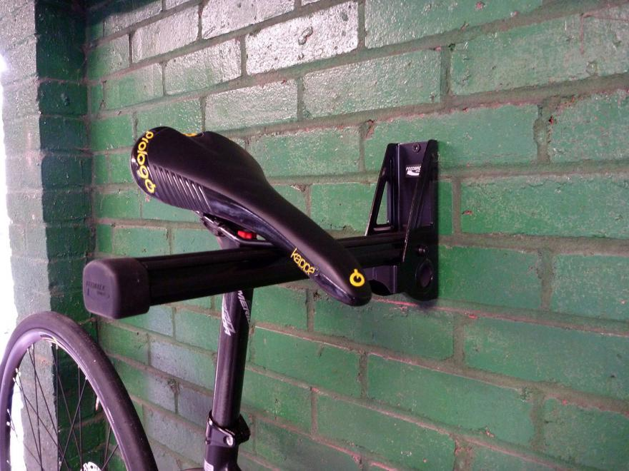 wall mounted bike hook
