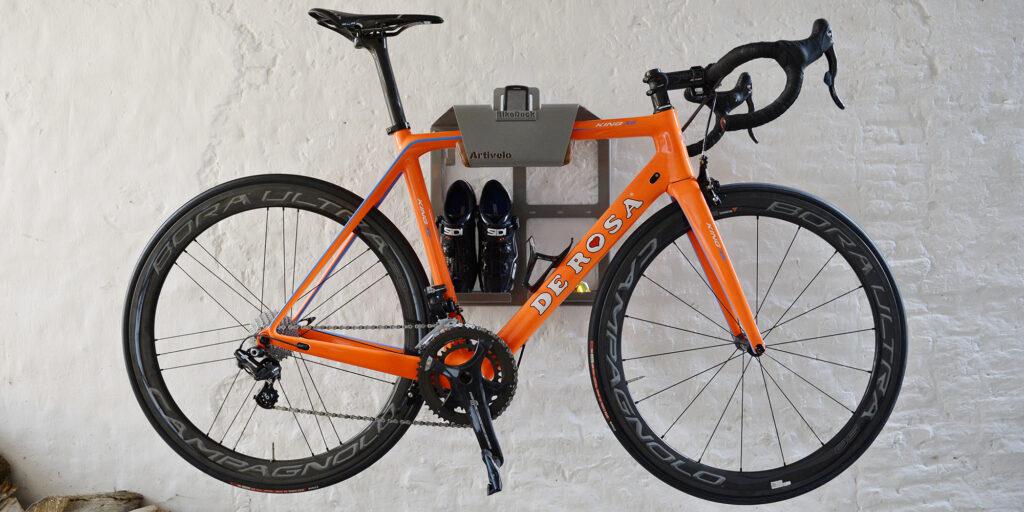 wall mounted bike rack accessory