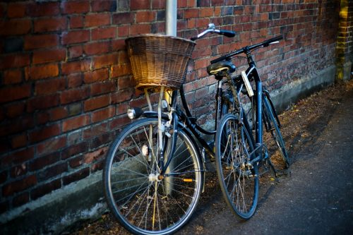 women's cruiser bike with basket