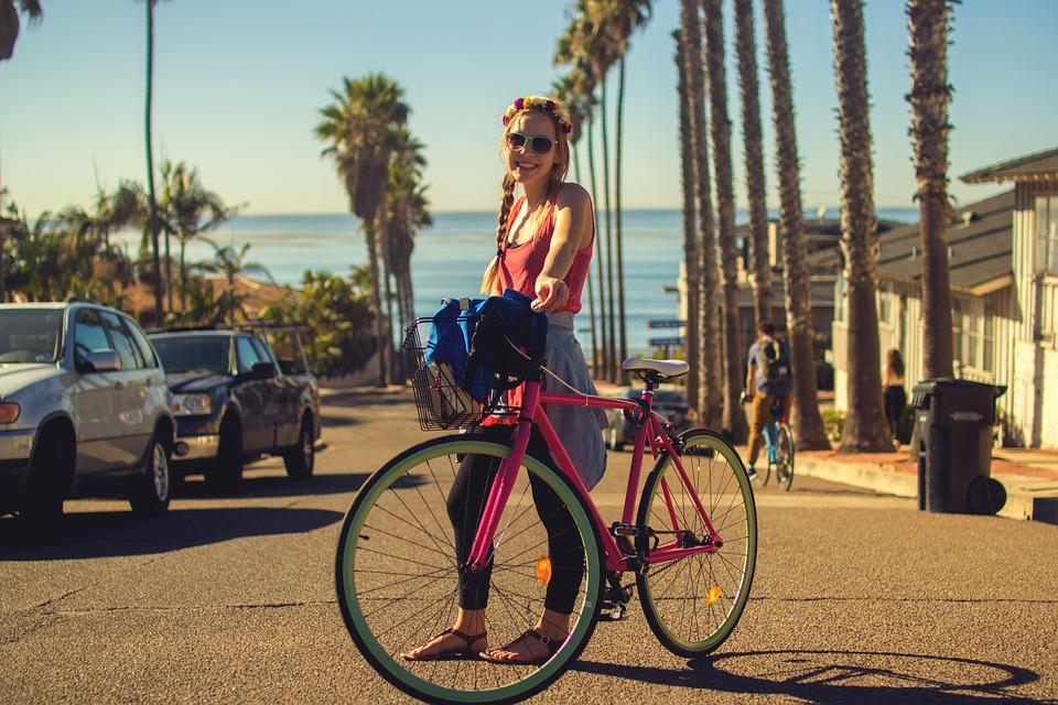 Womens Fixie Bike