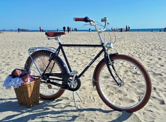 men's vintage cruiser bike