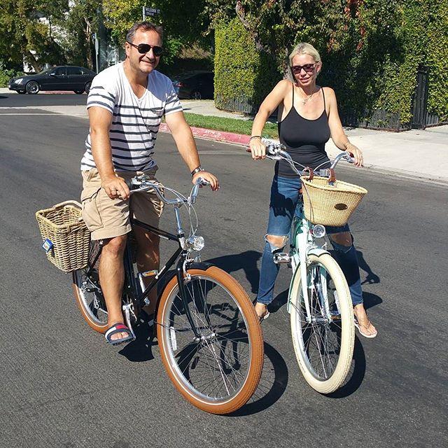 step thru bikes