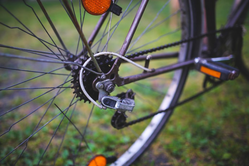 classic bicycles drivetrain