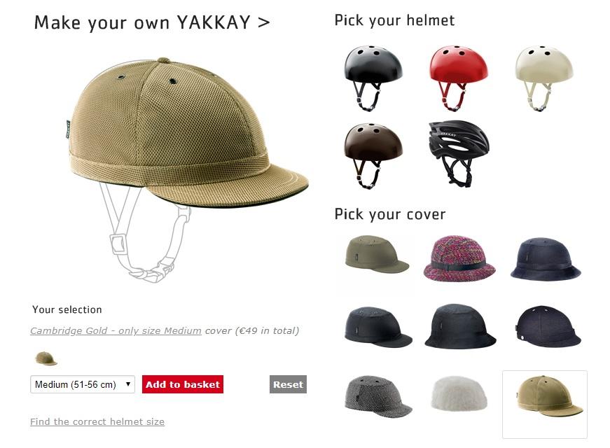 yakkay bike helmet