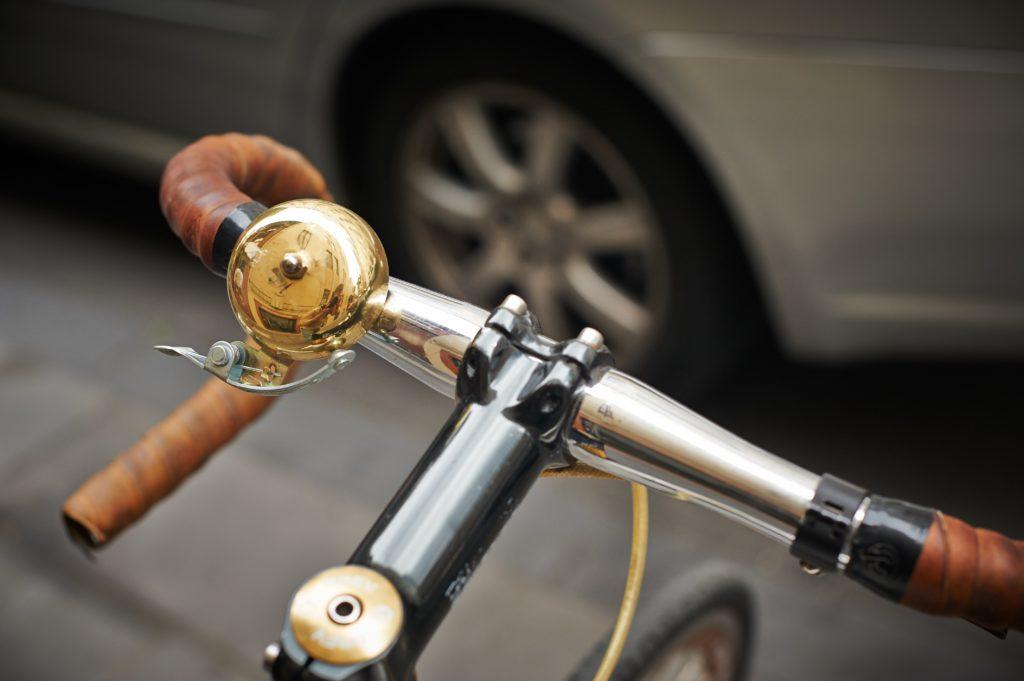 cruiser bike bell on a three speed