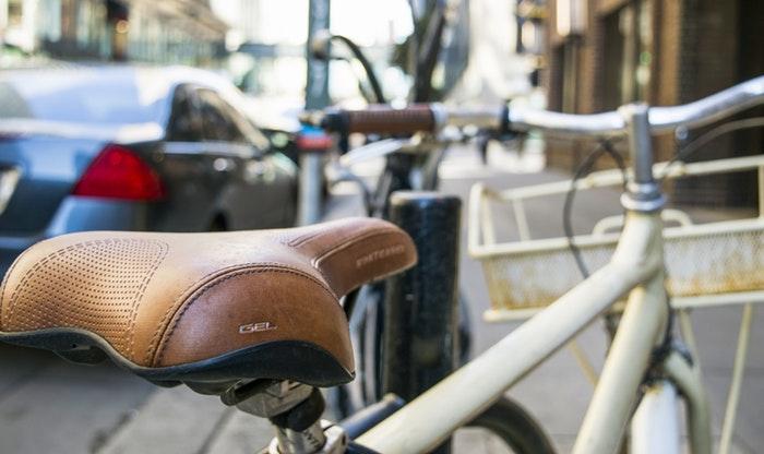 vintage bikes seats